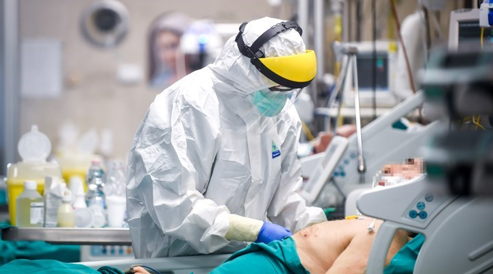 DSÖ: Salgın nedeniyle 180 bin sağlık çalışanının ölmüş olabilir