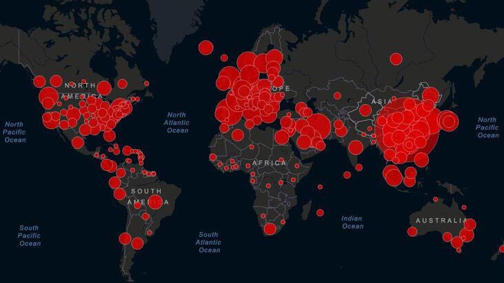 Dünya genelinde Covid-19'dan iyileşenlerin sayısı 4,5 milyonu geçti
