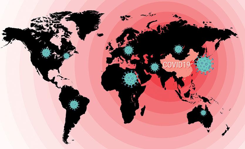 Dünya genelinde Covid-19 vaka sayısı 31 milyon 121 bine ulaştı