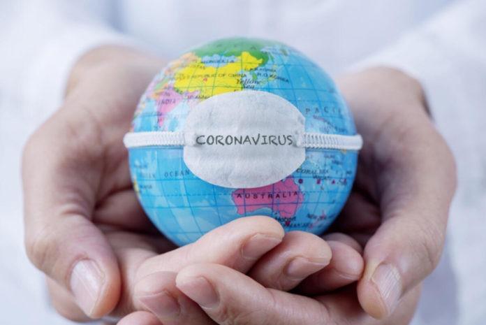 Dünya genelinde koronavirüs : Can kaybı 413 bin 749'a yükseldi