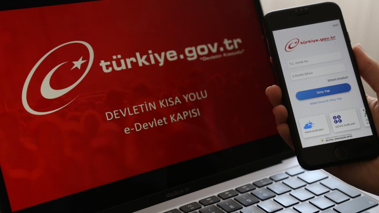 e-Devlet: Verilerin çalındığı iddiaları gerçeği yansıtmıyor