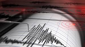 Ege Denizi'nde 4.8 büyüklüğünde deprem