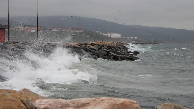 Ege ve Marmara'da fırtına bekleniyor