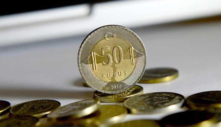 Ekonominin geldiği son nokta: 50 kuruş basmanın maliyeti 66 kuruş!