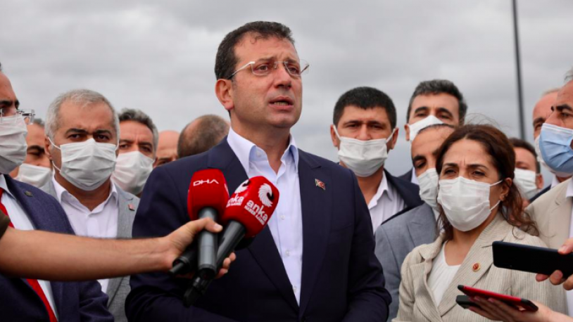 Ekrem İmamoğlu, Kanal İstanbul soruşturması hakkında konuştu