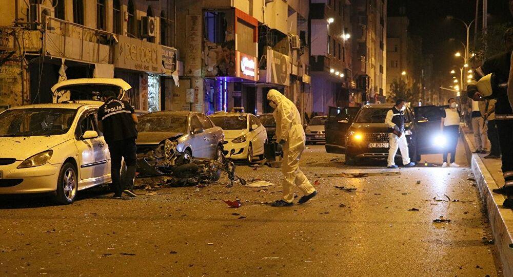 Emniyet Genel Müdürlüğü'nden İskenderun'daki patlama hakkında açıklama
