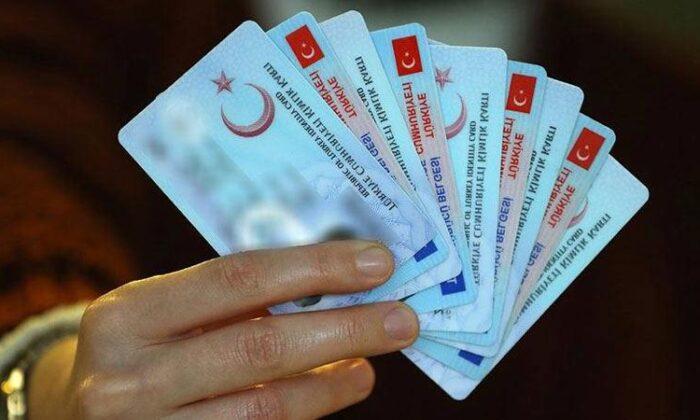 Emniyet Genel Müdürlüğü'nden kimlik kartlarına ilişkin genelge