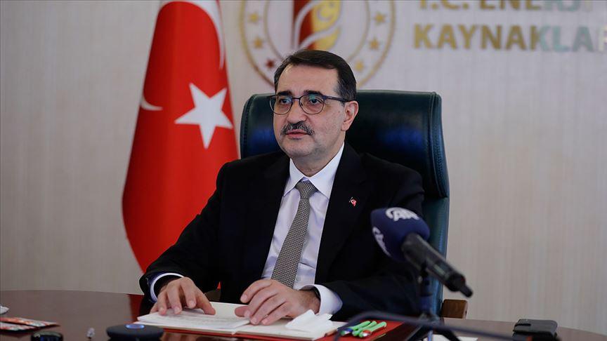 Enerji Bakanı Dönmez: Tüm zamanların günlük elektrik üretim rekorunu kırdık