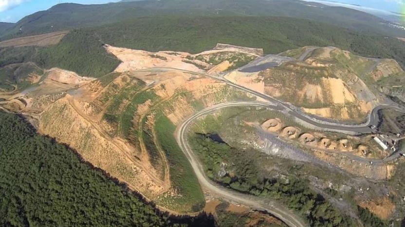 Enerji ve maden yasa teklifinin ilk 5 maddesi kabul edildi