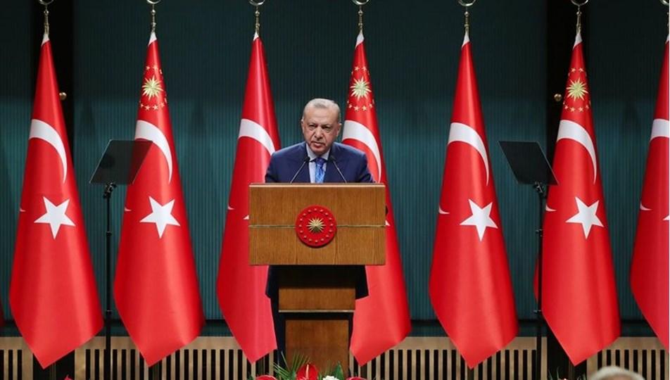 Erdoğan: Aşı olmayan öğretmen ve üniversite öğrencileri haftada 2 kere PCR testi yaptıracak