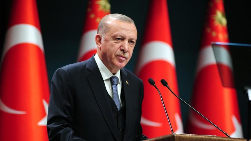 Erdoğan: Cumhur İttifakı'nın kaderiyle ülkemizin kaderi bütünleşmiştir