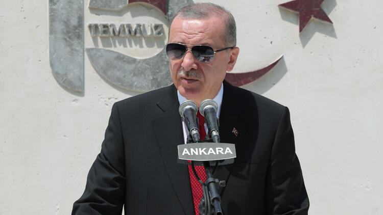 Erdoğan'dan 15 temmuz açıklaması: İstiklal savaşında ne olmuşsa 15 Temmuz'da o olmuştur