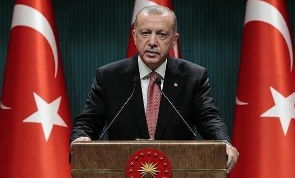Erdoğan'dan 29 Ekim mesajı: Yepyeni bir dönemi başlatacağız