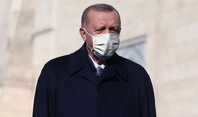 Erdoğan'dan aşı açıklaması: Vatandaşlarımı hassasiyete davet ediyorum