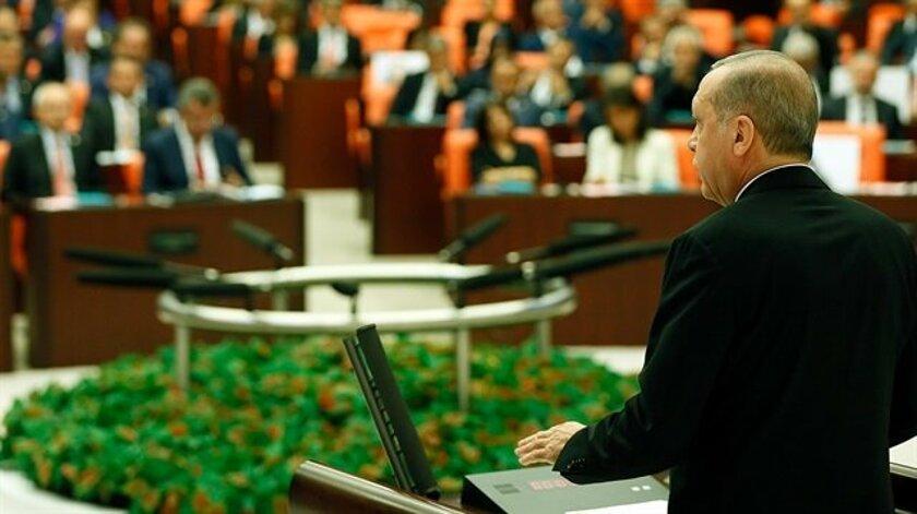 Erdoğan'dan Bahçeli'nin AYM çağrısına destek geldi