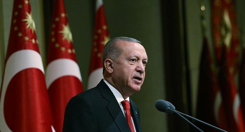 Erdoğan'dan bayram mesajı: Evlatlarımıza yeni zaferler miras bırakacağız