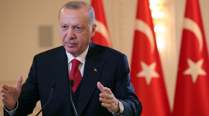 Erdoğan'dan döviz rezervi açıklaması