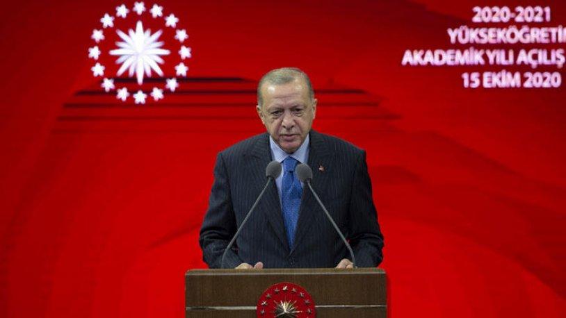 Erdoğan'dan erken seçim açıklaması: Bunlar kabile devletlerinin yaptığı iştir
