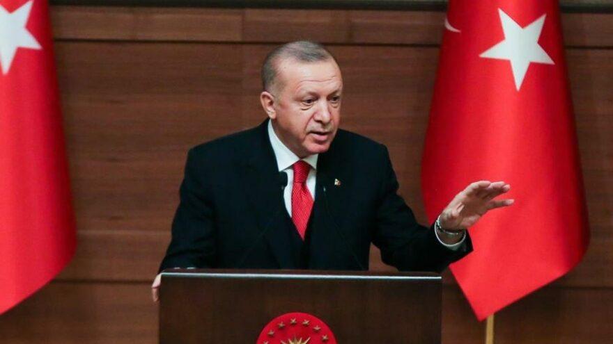 Erdoğan'dan 'erken seçim' çağrılarına yanıt: Haziran 2023'e kadar bekleyeceksiniz