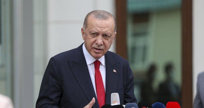 Erdoğan'dan fahiş fiyat ve enflasyon açıklaması