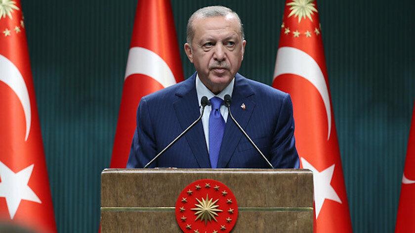 Erdoğan'dan Gara operasyonu açıklaması
