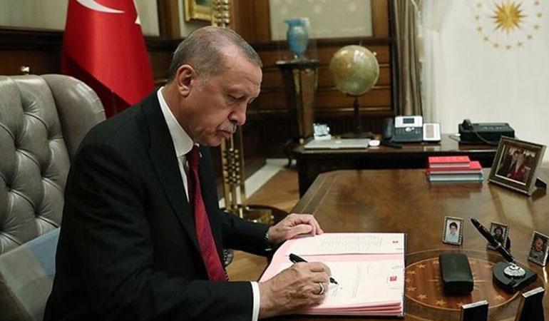 Erdoğan'dan iki kritik kuruma yeni atamalar