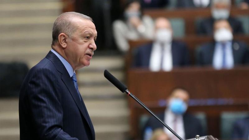 Erdoğan'dan İstanbul Sözleşmesi açıklaması: Meclis'in alacağı bir karar değildir