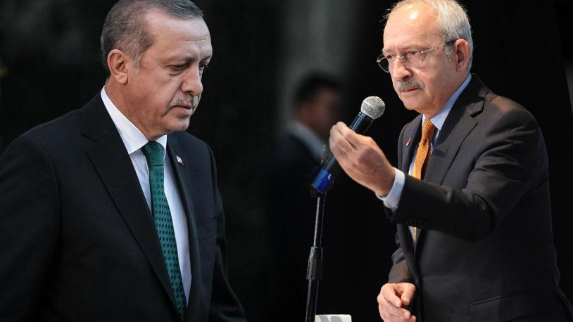 Erdoğan'dan Kemal Kılıçdaroğlu'na 2 milyon liralık tazminat davası