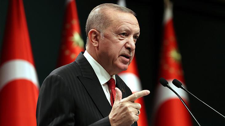 Erdoğan'dan Kılıçdaroğlu'na: Uyuşturucu örgütü ve organ mafyası kur