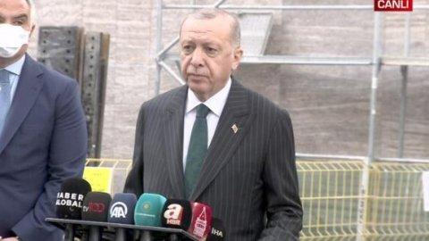 Erdoğan'dan Mesut Yılmaz'ın hayatını kaybetmesinin ardından ilk açıklama