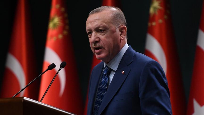 Erdoğan'dan Montrö açıklaması: Daha iyisi için imkan bulana kadar bağlılığımızı sürdürüyoruz