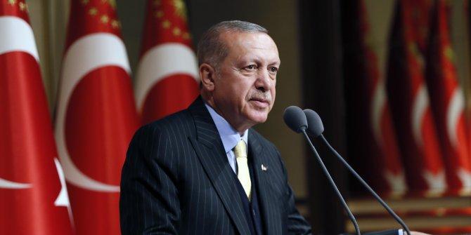 Erdoğan'dan 'Pınar Gültekin' mesajı