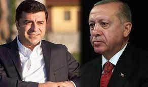 Erdoğan'dan Selahattin Demirtaş kararına ilişkin ilk yorum