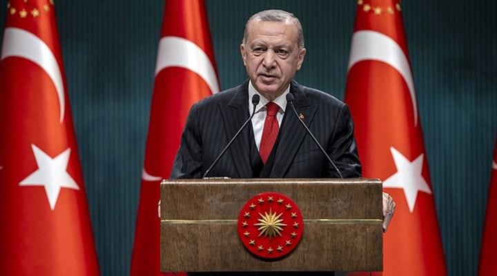 Erdoğan'dan 'yerli aşı' açıklaması: Tüm insanlığın kullanımına sunacağız
