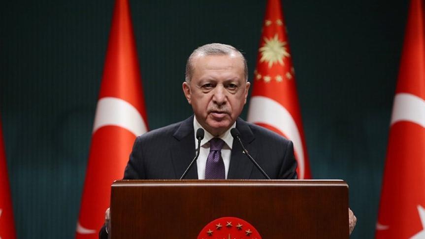 Erdoğan: Deprem, sel ve toprak kayması ülkemizin kaderidir