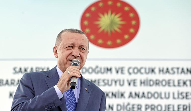 Erdoğan: Herkesin hayat kalitesi geçtiğimiz 19 yılda yükseldi