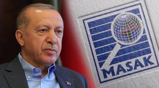 Erdoğan'ın kimlik numarasıyla sorgulama yapan 115 kişiye gözaltı