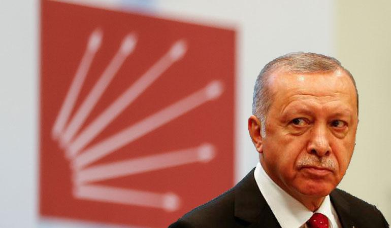"""Erdoğan'ın """"satmadık"""" sözlerine CHP'den yanıt: Sattınız demiyoruz, peşkeş çektiniz"""