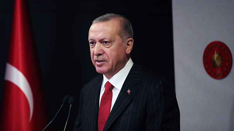 Erdoğan: İşçi ve memur zam oranından memnun