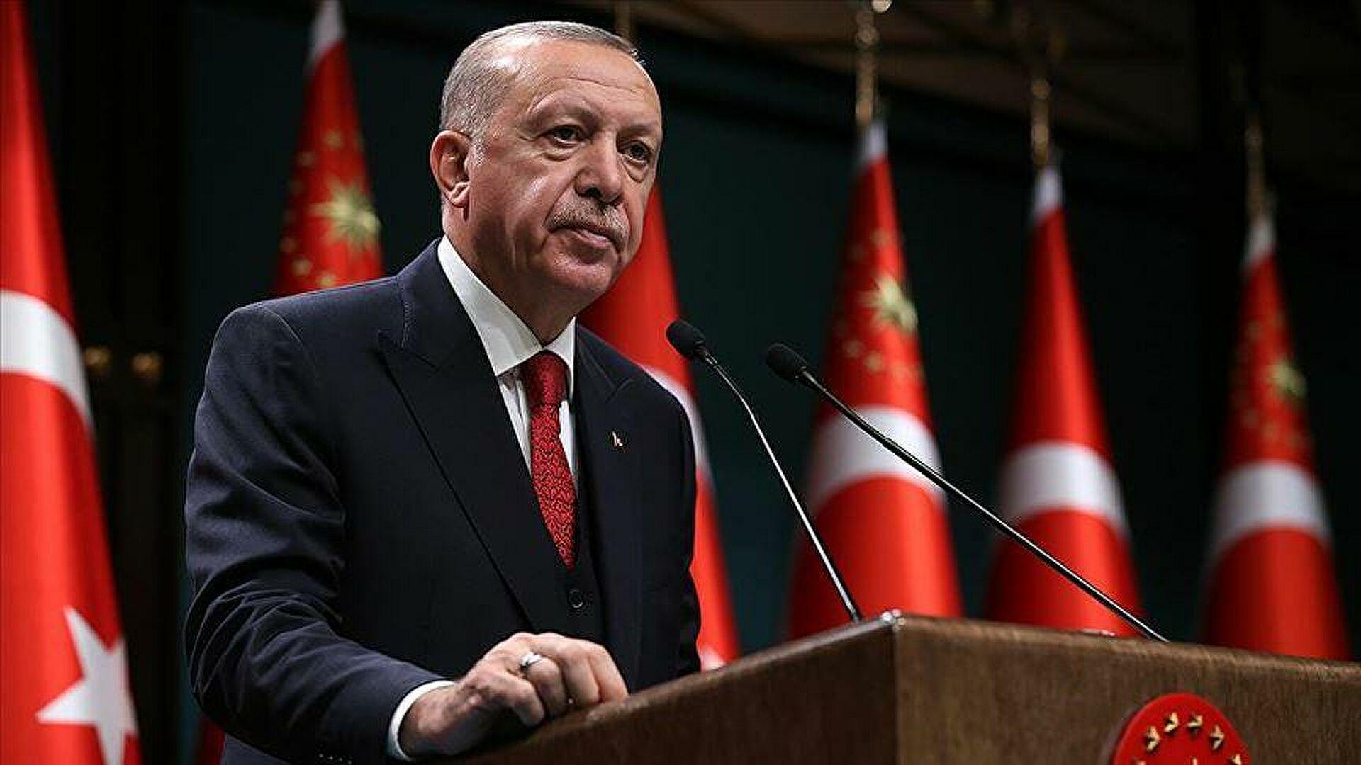 Erdoğan Paris İklim Anlaşmasını TBMM'ye gönderdi