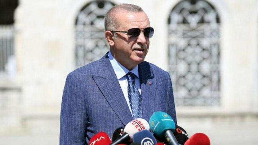 Erdoğan: Sağda solda konuşulanları dikkate almayın