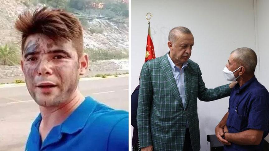 Erdoğan, Şahin Akdemir'in babasını taziye için ayağına mı getirtti?