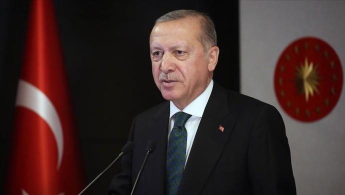 Erdoğan: Suriye ya bize söz verildiği şekilde temizlenir ya da bunu gider kendimiz yaparız