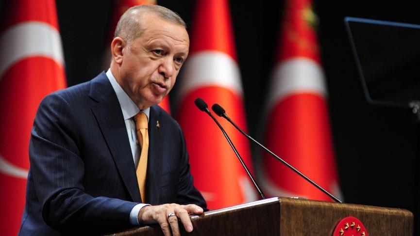 Erdoğan: Türkiye Doğu Akdeniz'de geri adım atmayacak