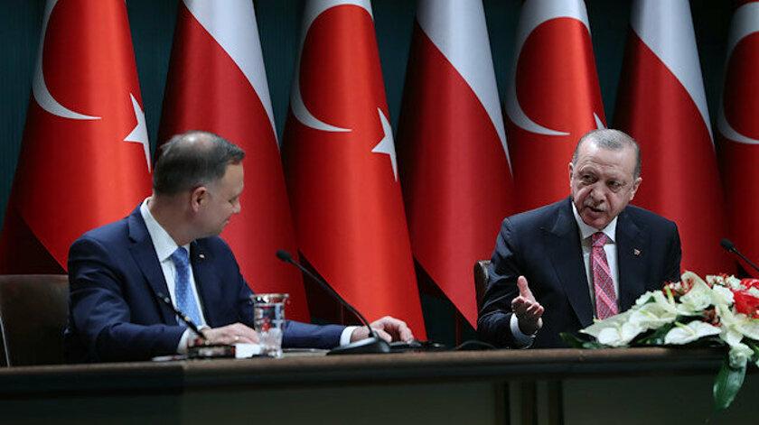 Erdoğan: Türkiye ilk kez NATO üyesi bir ülkeye İHA ihraç edecek