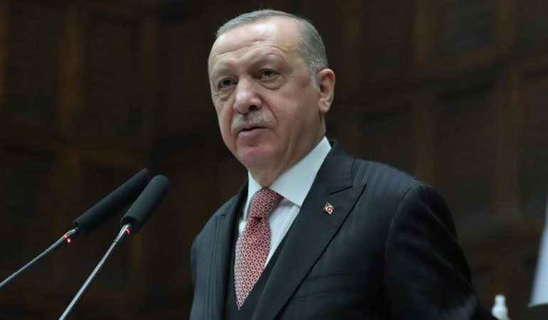 Erdoğan: Türkiye, Kanal İstanbul'a CHP'ye rağmen kavuşacaktır