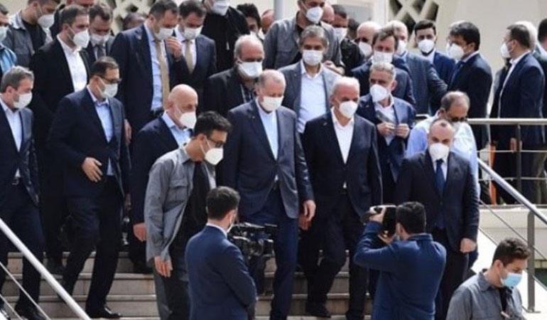 Erdoğan'ın katıldığı cenaze hakkındaki karara itiraz: Kimsenin suç işleme özgürlüğü yoktur