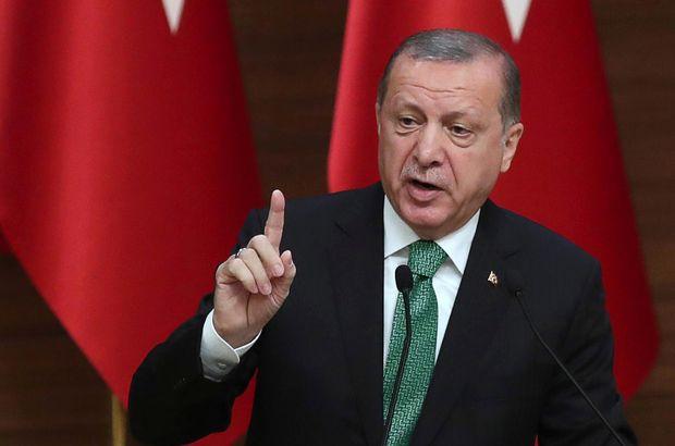 Erdoğan, Yunan gazetesi hakkında suç duyurusunda bulundu