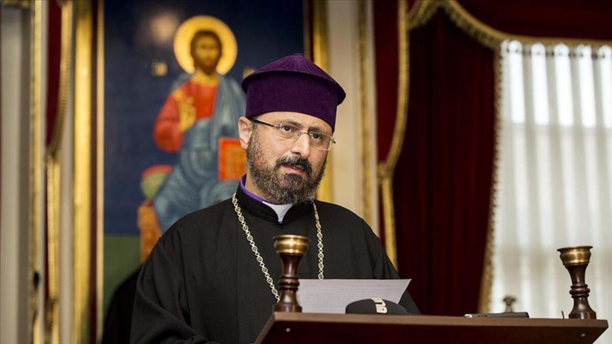Ermeni Patriği: Ayasofya herkes için ibadete açılsın