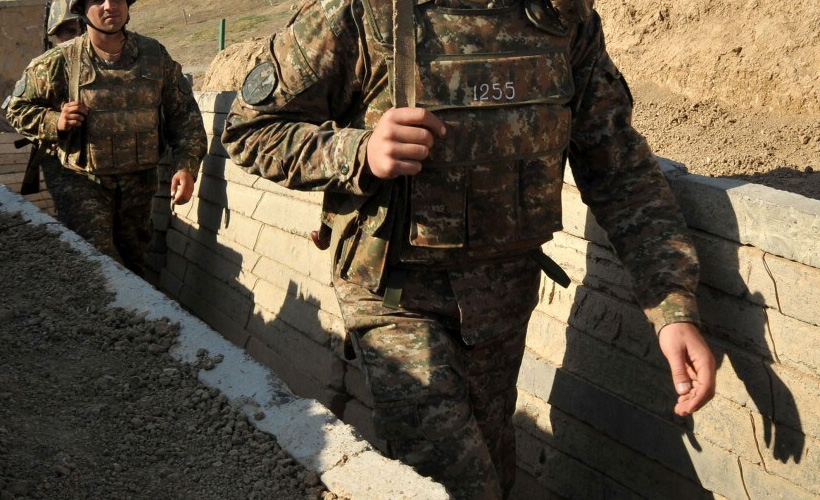 Ermenistan-Azerbaycan cephe hattında ateşkes ihlalleri sürüyor